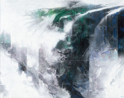 Leo WANG, 'Wisp Stranded Series S5', 2020