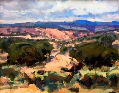 John Cornfield, 'New Mexico Dusk', 2018
