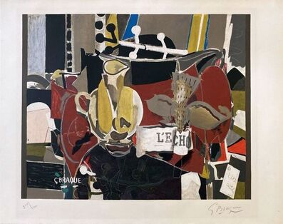 Georges Braque, 'The echo ', 1960