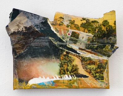 Natalie Collette Wood, 'Cantaloupe Dreamsicle', 2019