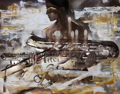 Dan Holmqvist, 'Saxophone', 2019