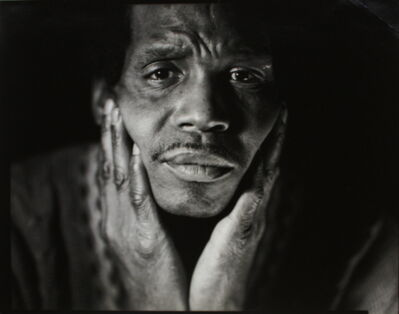 Rashid Johnson, 'Johnathan', 1999