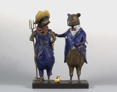 Bjorn Skaarup, 'City Mouse and Country Mouse', 2018