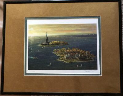 Alexander Chen, 'Ellis Island - Fall', Unknown