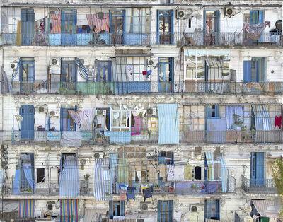 Stéphane Couturier, 'Alger – Bab El Oued – Melting Point n°10', 2015