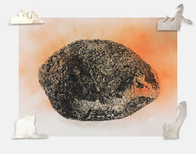 Dionisios Fragias, 'Lincoln's Bullet as a Meteorite', 2016