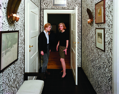 Tina Barney, 'The Foyer', 1996