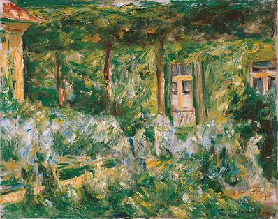 Max Liebermann, 'Liebermann's Garten am Wannsee', 1929