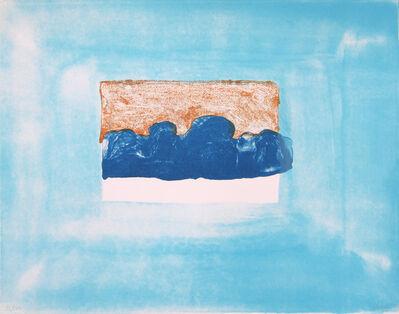 Howard Hodgkin, 'For John Constable (After Luke Howard)', 1976