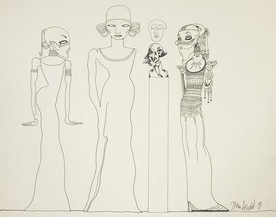 Steven Arnold, 'Untitled', 1973