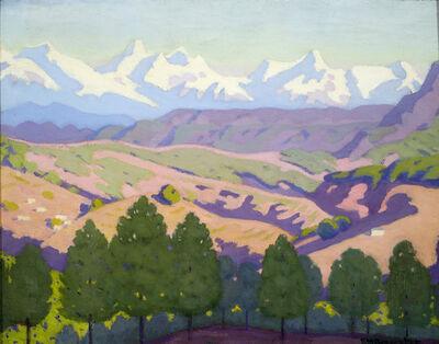 Earl Henry Brewster, 'Nanda Devil Range', ca. 1937