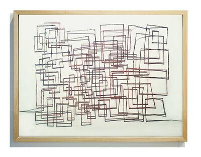 Máximo González, 'Serie Small Money Labyrinth. Biography', 2016