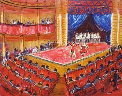 Carlos Nadal, 'Theatre', ca. 1990