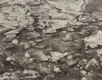 Harry Callahan, 'Ice', circa 1950
