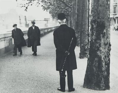 André Kertész, 'On The Quais, Paris', 1926