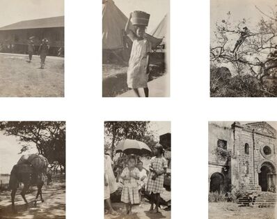 Unknown Artist, 'An album of approximately 200 photographs of the Phillippines and 80 small photographs of U.S. Soldiers'