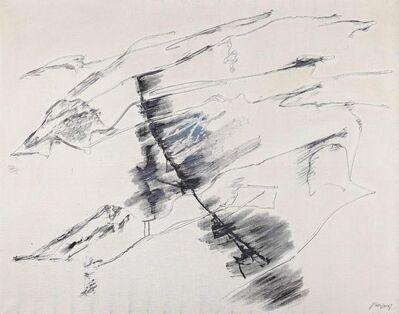 Fritz Winter, 'Die Sturmvögel', 1961