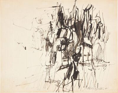 Philip Guston, 'Untitled', 1950
