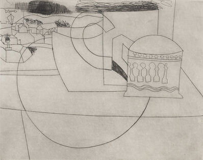 Ben Nicholson, 'Untitled (small still life)', ca. 1967