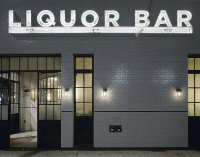 David Leventi, 'Schiller's Liquor Bar, 131 Rivington Street, Lower East Side, New York', 2007