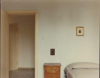 Luigi Ghirri, 'Bologna, Grizzana, Studio Giorgio Morandi', 1989-1990
