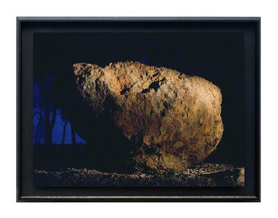 """Faivovich & Goldberg, 'Nombramiento en Cráter 12, meteorito """"La sorpresa""""', 2006"""