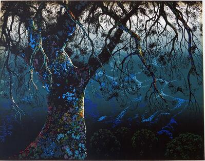 Eyvind Earle, 'Jewel Tree', 1975