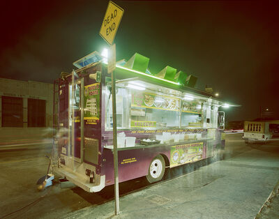 Jim Dow, 'Tacos El Korita, Maywood, California', 2009