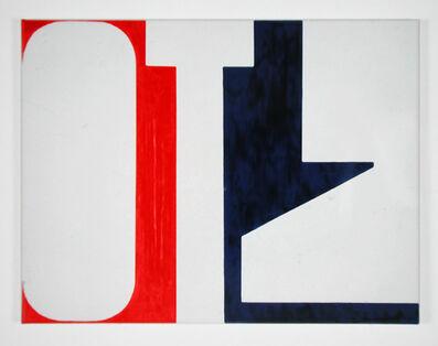 Ian Anüll, 'Ohne Titel (Zürich)', 1995