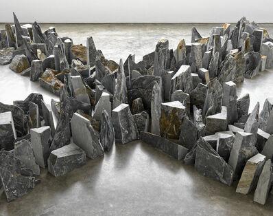 Richard Long, 'Four Ways ', 2014