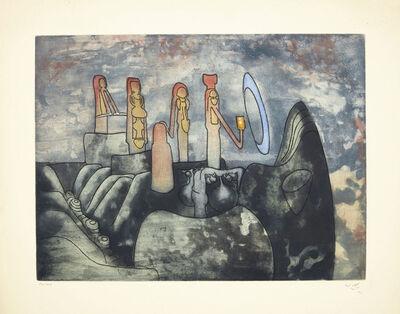 Roberto Matta, 'Composition', 1970