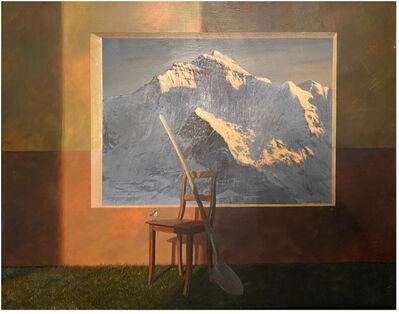 Reinhard Fluri, 'Jungfrau 17:00', 2006-2018
