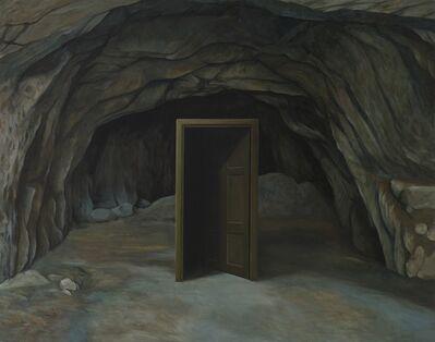 Zhang Yingnan, 'A door in the Cave', 2017