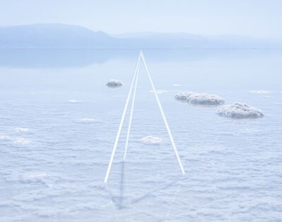 Oded Balilty, 'Unidentified Object (Triangle VI)', 2020