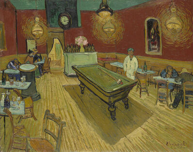 Vincent van Gogh, 'Le café de nuit (The Night Café) ', 1888
