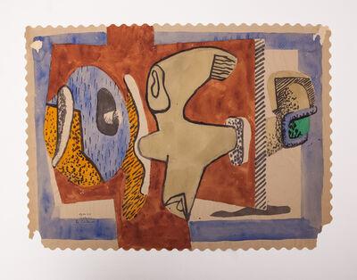 Le Corbusier, 'Untitled', ca. 1940