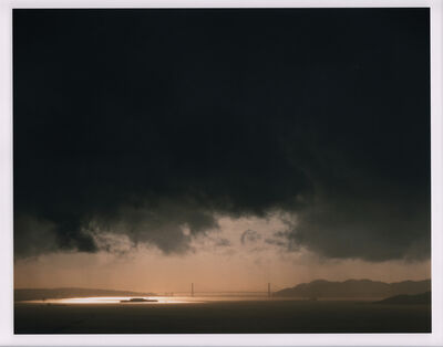 Richard Misrach, 'Golden Gate 2-14-98', 1988