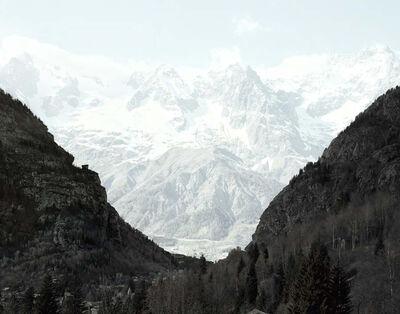 Francesco Jodice, 'Mont Blanc. Just Things, #010', 2014