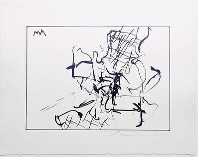 Robert Motherwell, 'Untitled (Engberg/Banach 211)', 1977