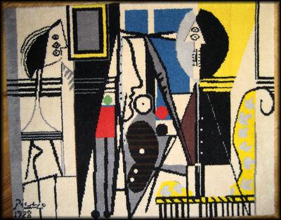 Pablo Picasso, 'Le Peintre et son Modele ', 1994