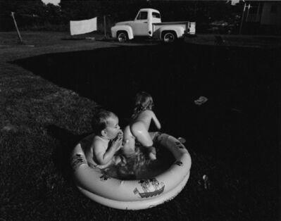 Emmet Gowin, 'Danville, Virginia', 1968