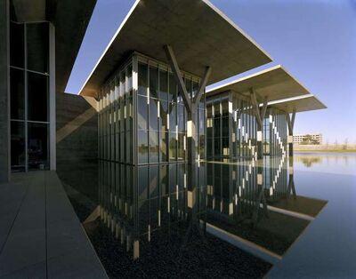 Robert Polidori, 'The Modern Art Museum of Fort Worth', 2002