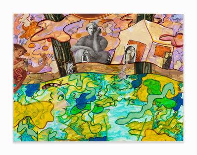 Gladys Nilsson, 'Leftover Landscape', 2017