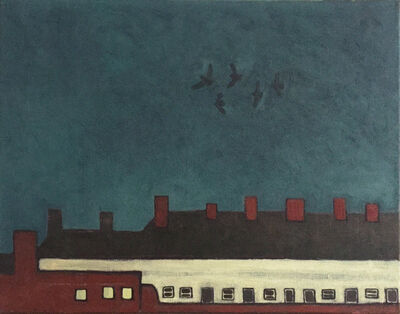 William Wright, 'From the Studio', 2013-2014