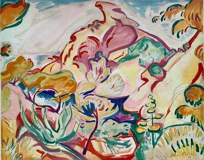 Achille Emile Othon Friesz, 'Paysage a la Ciotat ', 1973