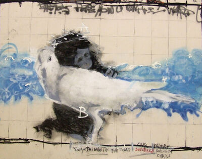 Chris Rubin de la Borbolla, 'true love waits', 2009