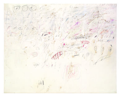 Cy Twombly, 'Untitled', 1959