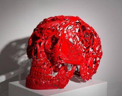 Alain Bellino, 'Red Skin', 2011