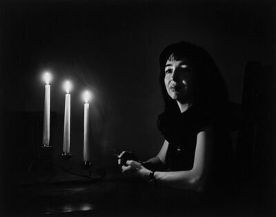 W. Eugene Smith, 'Untitled (New Mexico, Woman with Candlelight)', 1947-printed later