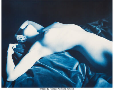 Matthew Rolston, 'Lysette Anthony, Reclining, Los Angeles', 1988